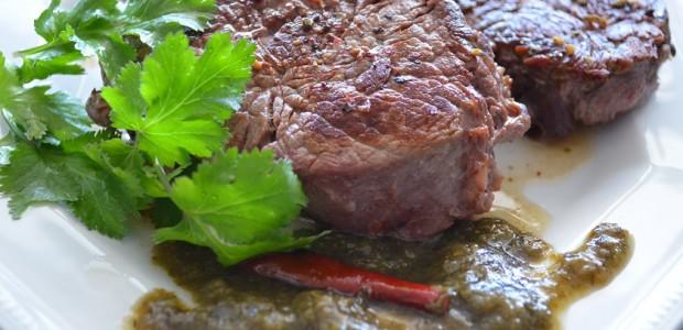 σάλτσα με κορόμηλα (για ψητά κρέατα)